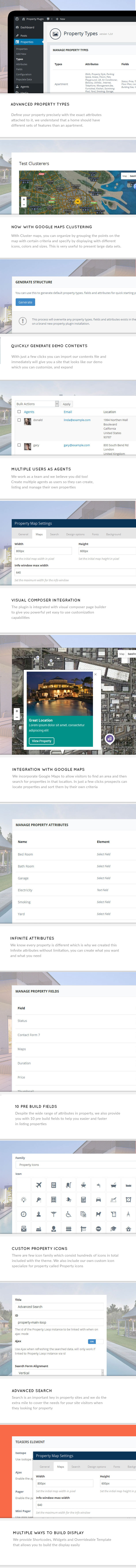 WordPress Property Real Estate Plugin 5